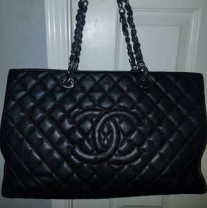 Chanel XL Shopping Tote